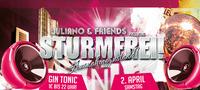 Sturmfrei, DJ Juliano & friends live!@Discoteca N1