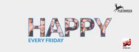 HAPPY ▬ Die Freitagsfeierei ▬ Platzhirsch@Platzhirsch