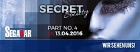 SECRET SOCIETY - Das Studenten-Clubbing PART 4@Segabar Kufstein