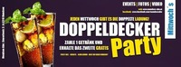 Doppeldecker Party@Mondsee Alm