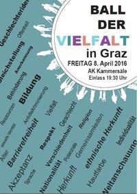 1. Ball der Vielfalt@Kammersaal Graz