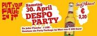 Despo Party@Stehachterl