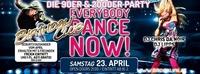 EVERBODY DANCE NOW! u. BIRTHDAY CLUB April@Brooklyn