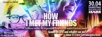 How I met my Friends@Excalibur