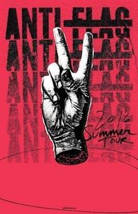 Anti Flag@Komma