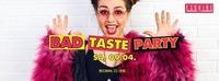 BAD TASTE PARTY@ESQUIRE