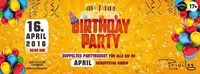 ☆ BIRTHDAY PARTY ☆ im Club Privileg@Club Privileg