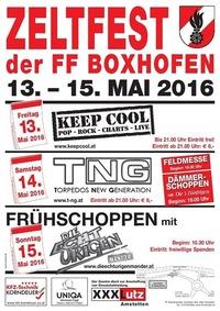 Zeltfest der FF Edla-Boxhofen 2016@FF Edla-Boxhofen