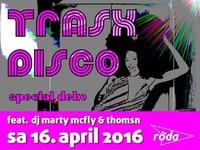 TRASH DISCO feat. DJ MARTY MCFLY & THOMSN@KV Röda