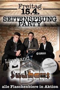 Seitensprung Party@Spessart