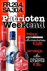 Patrioten-Weekend@Mausefalle Lienz