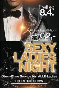 Sexy Ladyies Night@Mausefalle Lienz