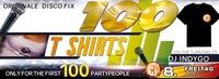 100 FIX T-SHIRTS | Disco Fix@Disco Fix