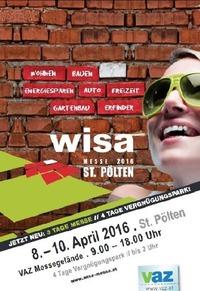 Wisa Messe 2016@VAZ St. Pölten