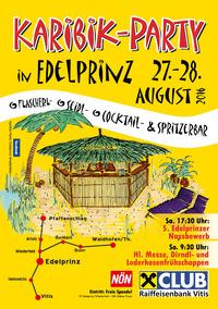 Karibik-Party Edelprinz@Edelprinz FF-Haus