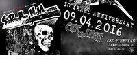 Sir Psyko And His Monsters - 10 Years Anniversary @ GEI Musikclub, Timelkam