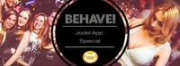 BEHAVE! Jodel App Special@U4