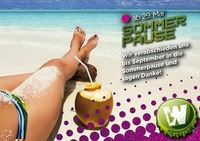 SOMMERPAUSE@Key-West-Bar