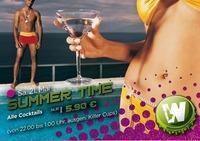 SUMMER TIME@Key-West-Bar