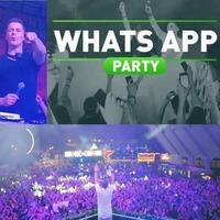Whats App Gruppen Party mit Chris Gomez@Orange Club