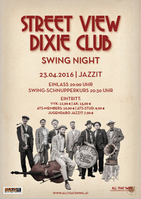Street View Dixie Club