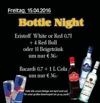 Bottle Night@Burnout Club
