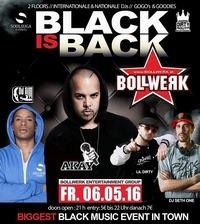 BLACK IS BACK@Bollwerk