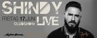 Shindy Live - Clubshow@Bollwerk Klagenfurt