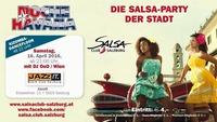 NOCHE HAVANA 16.4.2016 die Salsa Party der Stadt SALSA CLUB SALZBURG@Jazzit:Musik:Club Salzburg