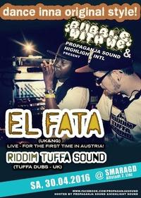 SAT 30/04 | Bubble With We - LNZ Edition w/ Riddim Tuffa, El Fata & Sr John@Smaragd