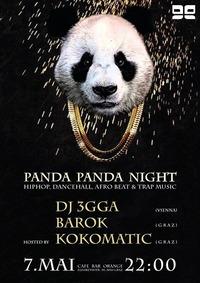 PANDA PANDA NIGHT@Orange