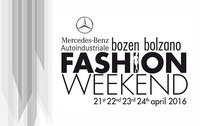 Mercedes Benz Fashionweekend - Autoindustriale@Piazza Walther Platz, Bolzano
