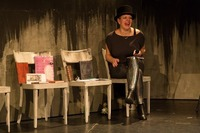 Diana Köhle präsentiert: Tagebuch Slam im VolXhaus Klagenfurt@Volxhaus - Klagenfurt