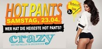 HOTPANTS Party@Crazy
