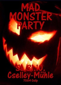 Mad Monster Party 2016@Cselley Mühle