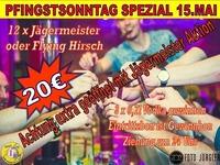 PFINGST SONNTAG´S GAUDI@1-Euro-Bar