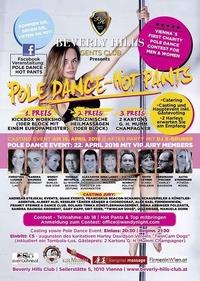 Pole Dance - Hot Pants@Beverly Hills Club Vienna