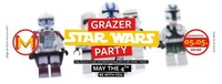 Star Wars Funtroop::Die After Show Party::May the 4th be with you@Merano Bar Lounge