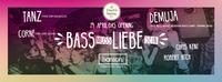Bass muss Liebe sein Opening mit DEMUJA (Red Bull Music Academy Bass Academy Vienna 2016)@hanson.GRAZ
