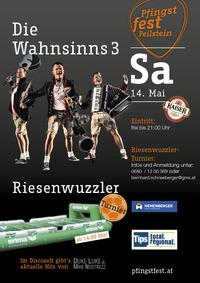 Pfingstfest Peilstein@Firmengelände Hehenberger