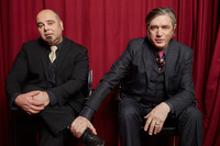 Teho Teardo & Blixa Bargeld  - Nerissimo Tour 2016@Stadtsaal Wien