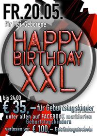Happy Birthday XXL@Spessart