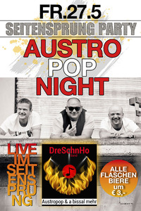 Austro Pop Night@Spessart