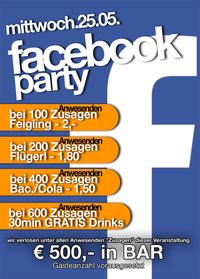Facebook Party@Mausefalle Lienz