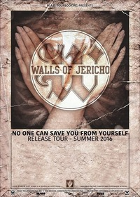 WALLS OF JERICHO & Supports@Viper Room