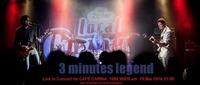 3Minutes Legend Rockmusik Live@Café Carina