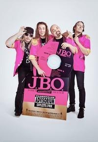 JBO - JAMES zensiert! Chester - Achtung SUCHTGEFAHR!@Komma