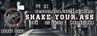 SHAKE YOUR ASS@Check in