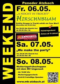 Weekend@Peneder - Atzbach