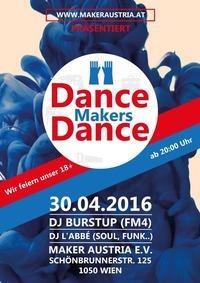 Dance Makers Dance@Maker Austria - selberMACHEREI